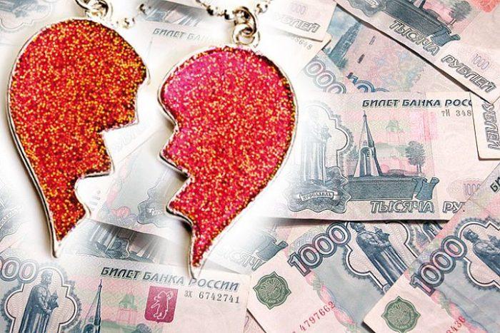 госпошлина при расторжении брака