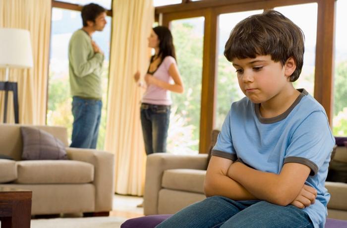 раздел имущества при наличии детей