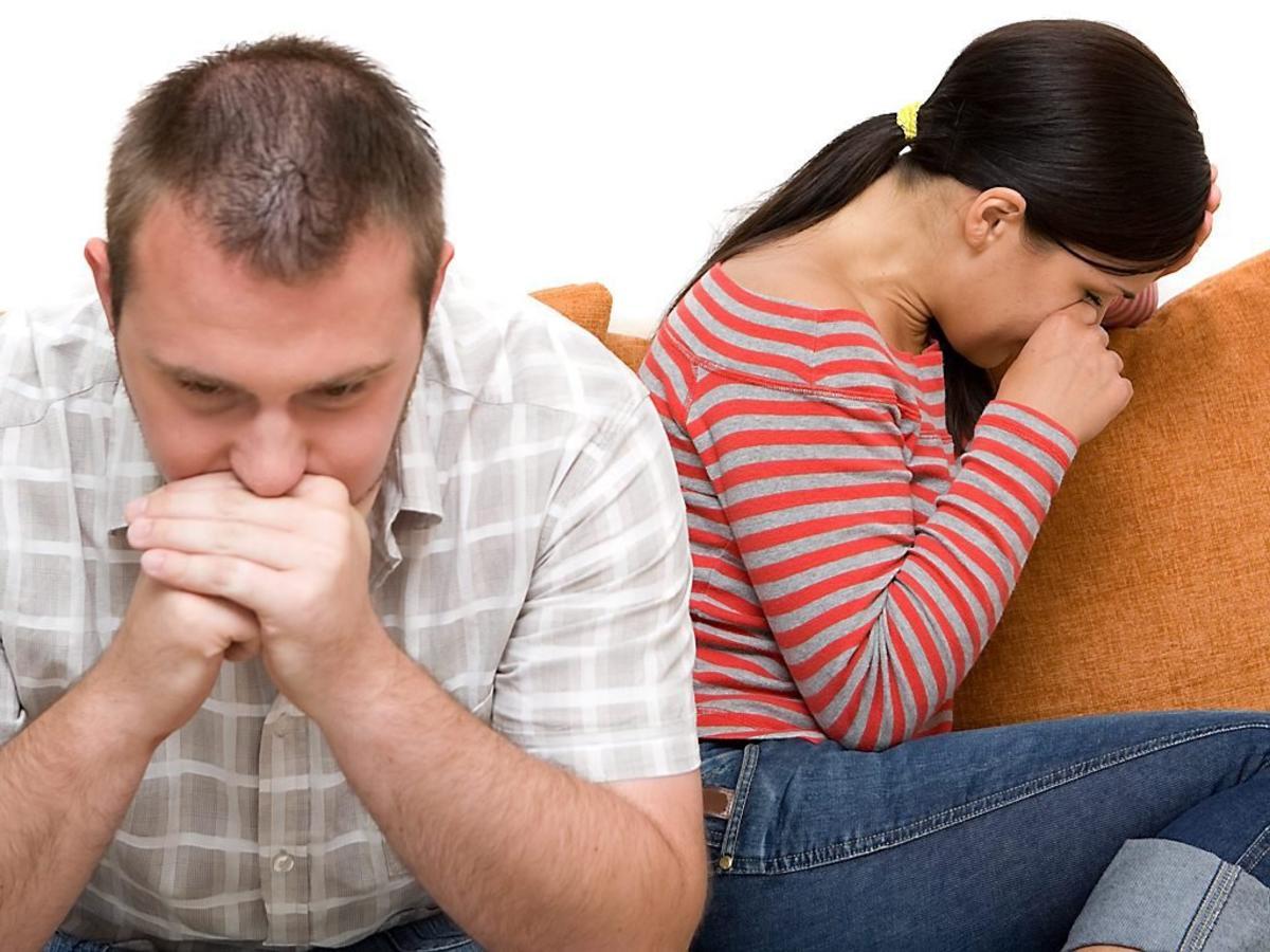 Не могу решиться на развод с мужем