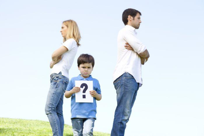 права родителей на ребенка