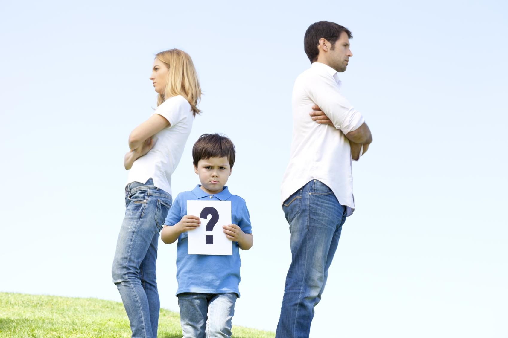 Отцовские права на ребенка