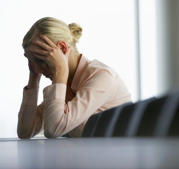 страх перед разводом