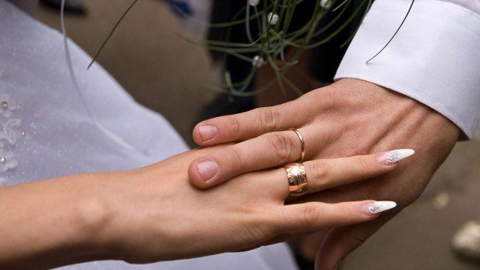 носить кольцо после развода