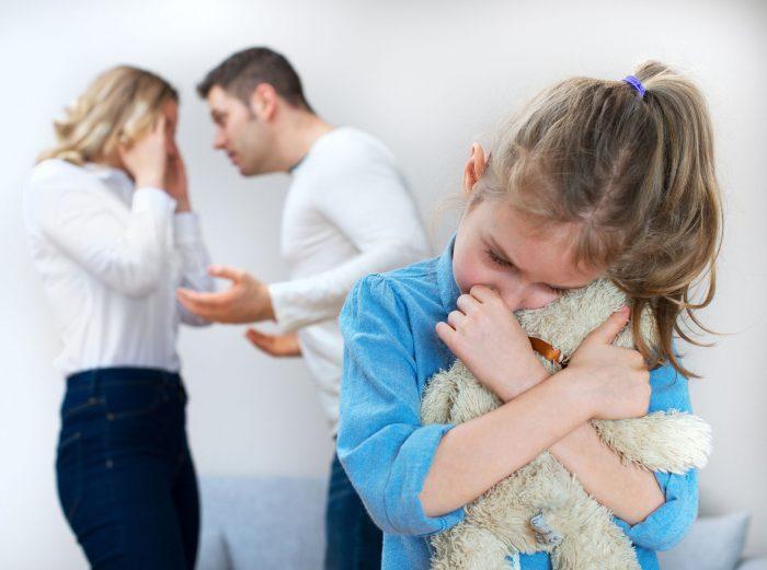 влияние на психику ребенка