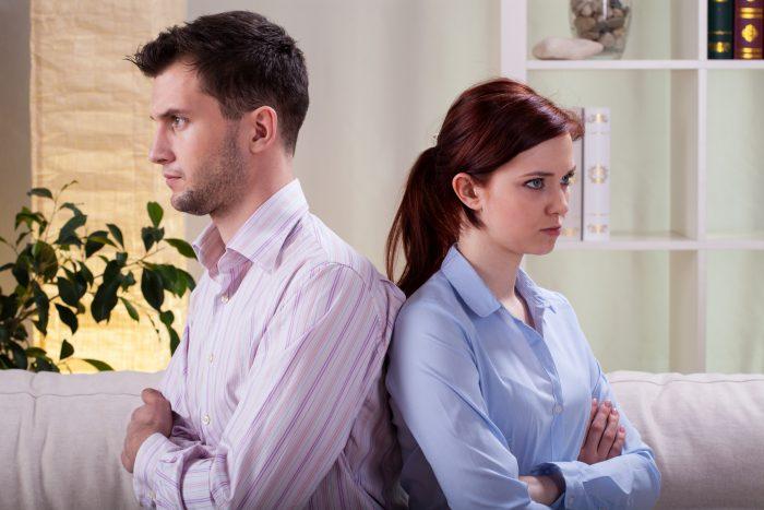 сколько длится развод через