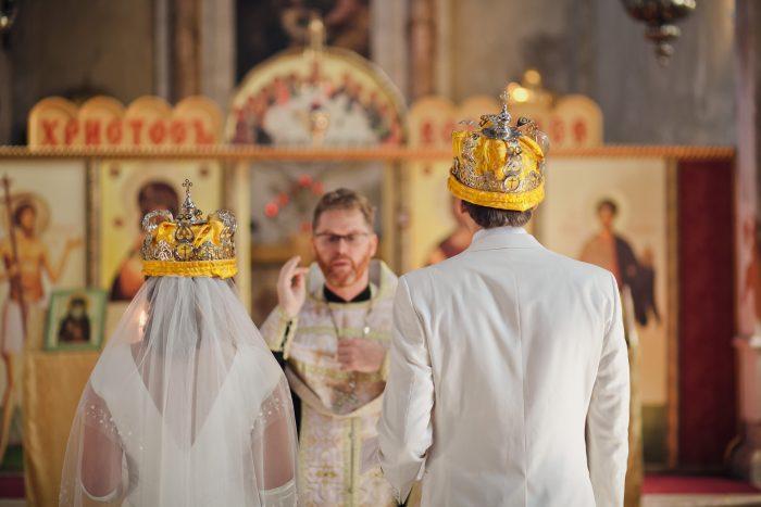 церковное бракосочетание