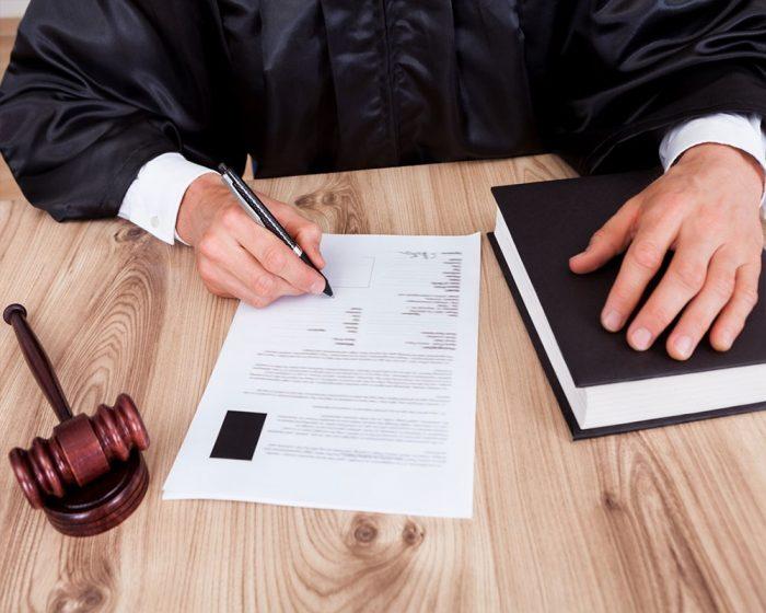 расторжение брака в суде другого города