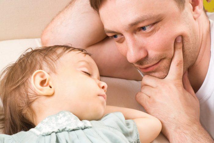 право отца в гражданском браке