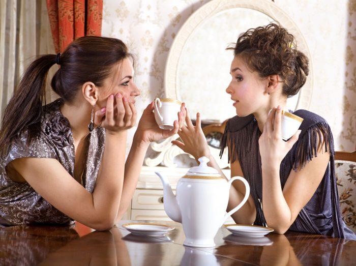 общение с близкими помогает делать правильные шаги
