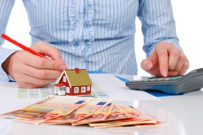 определение стоимости имущества