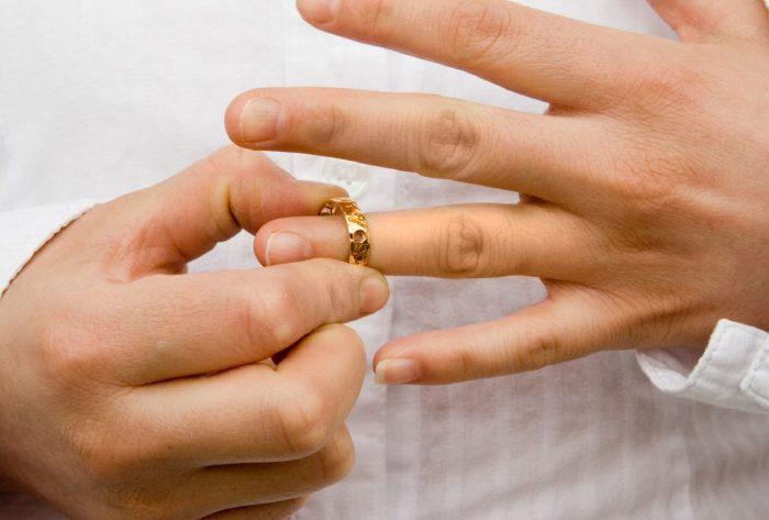 пару разводят в одностороннем порядке