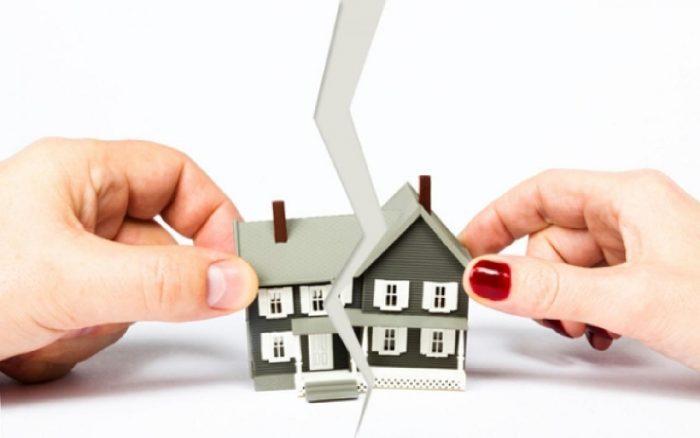 приватизированная квартира при разводе