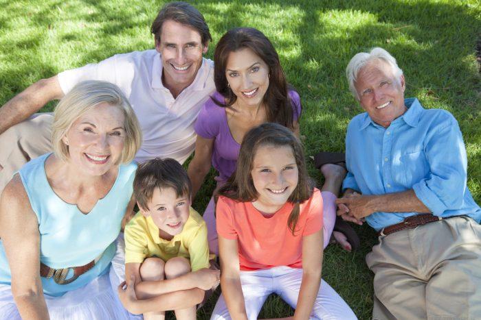 внуки и наследство