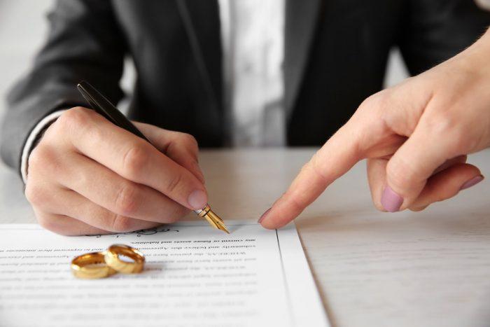 прекращение контракта