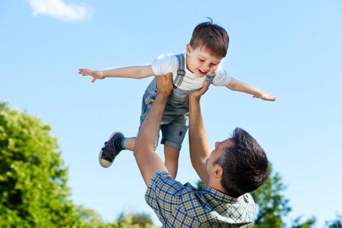 ребенок может остаться с отцом