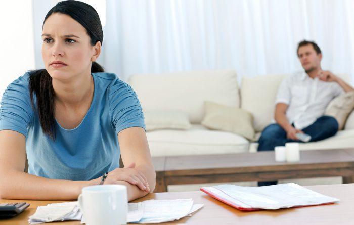 как развестись без мужа