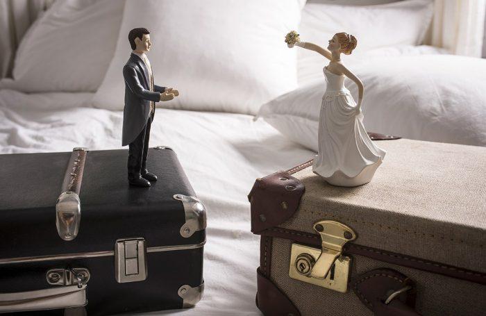 определение доли в имуществе при разводе