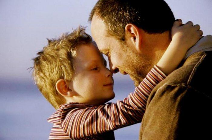 встречи отца и ребенка