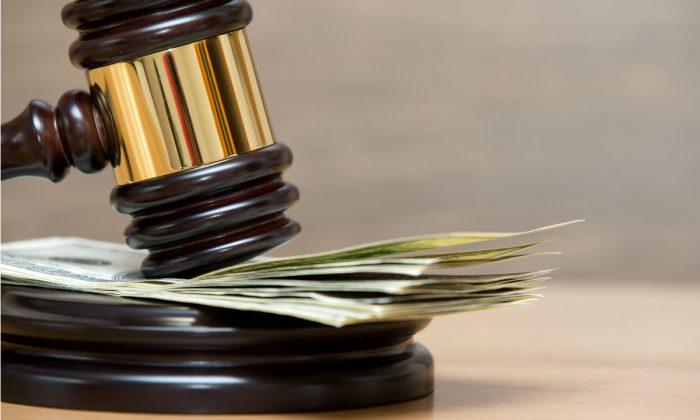 аздел долгов через суд