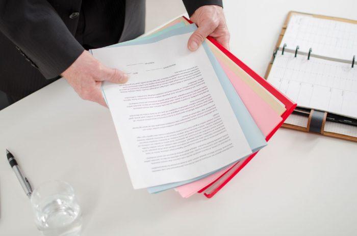 необходимая документация для развода