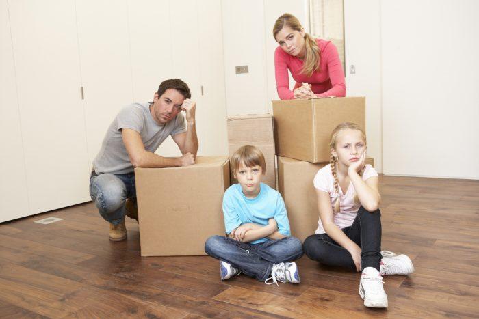 в приватизации квартиры участвовал несовершеннолетний