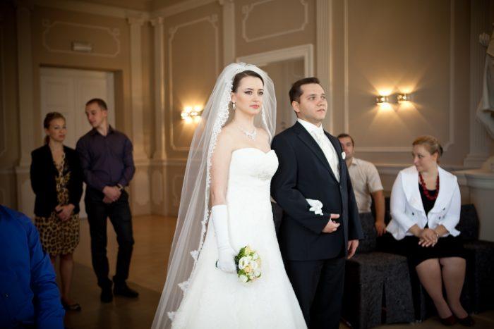официальное бракосочетание