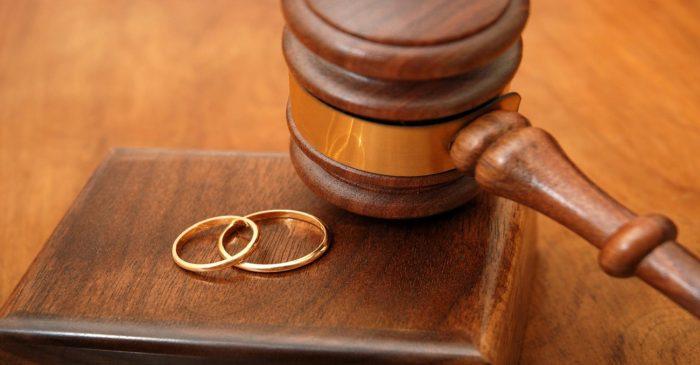 подача на развод через суд