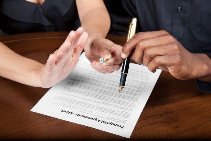 подача на развод через ЗАГС