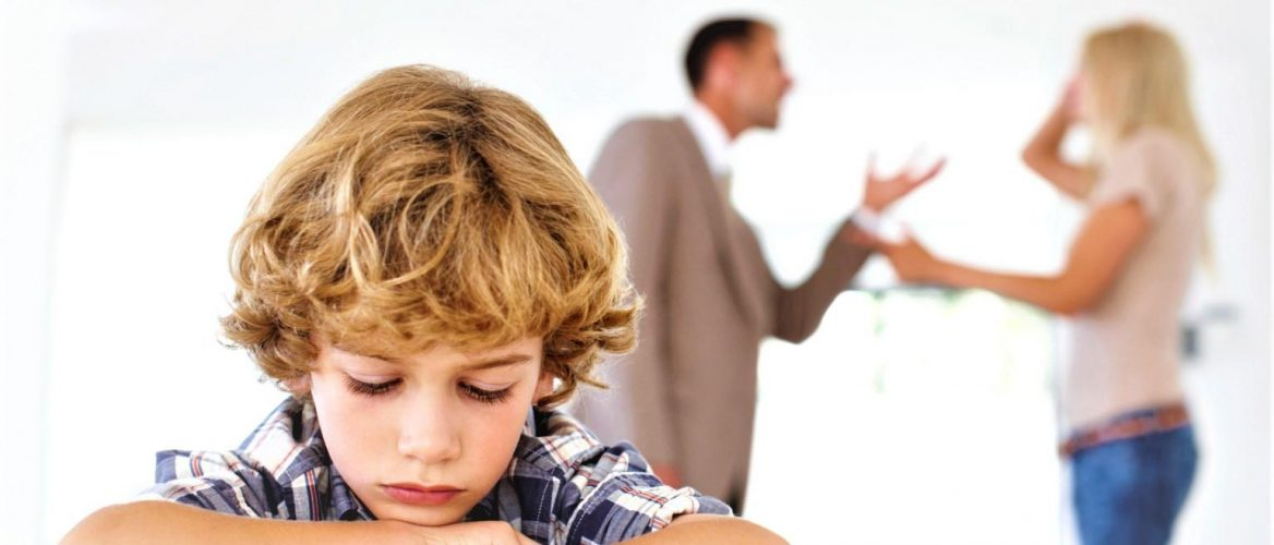 расторжения брака при наличии несовершеннолетних детей