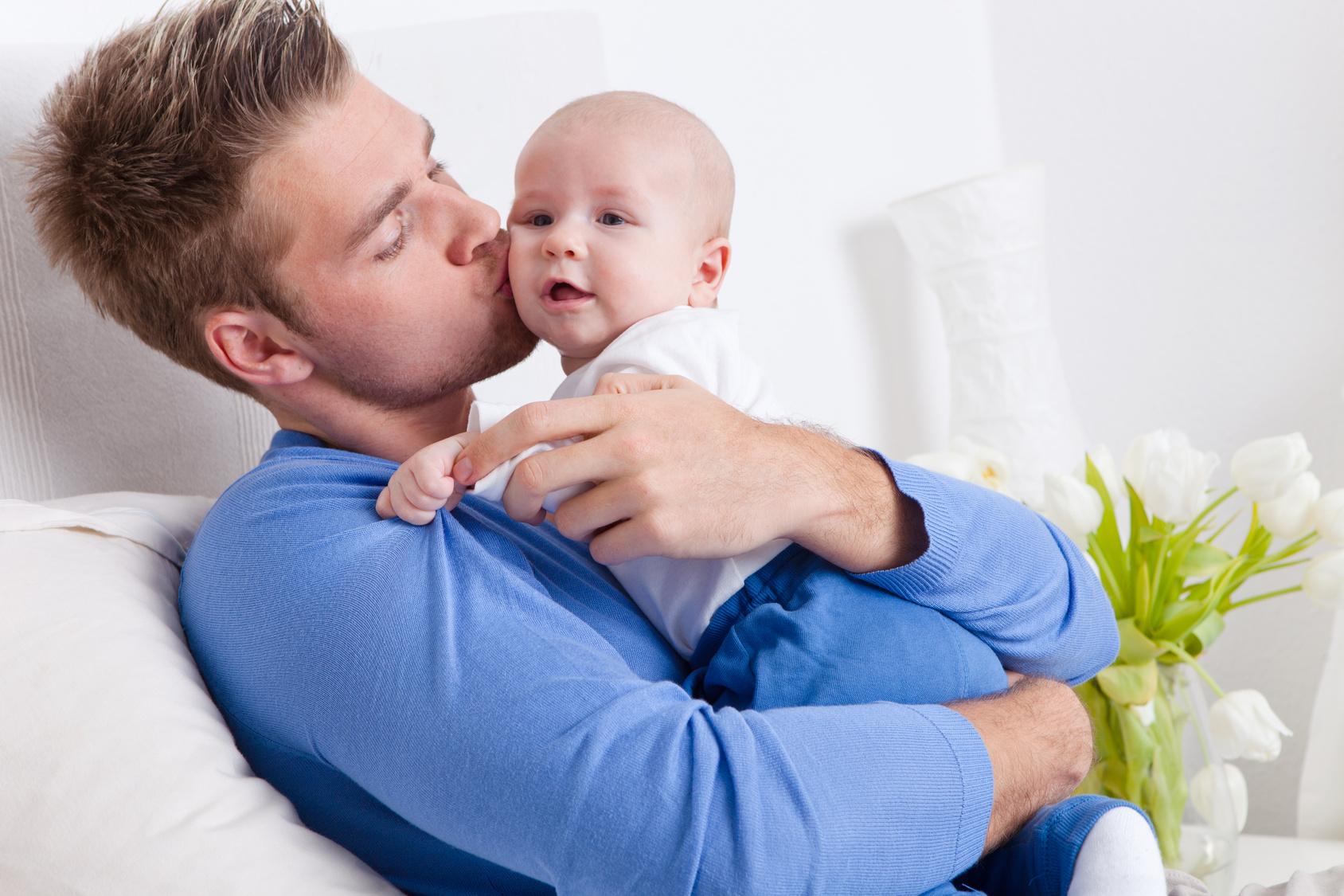 Как доказать отцовство если отец против
