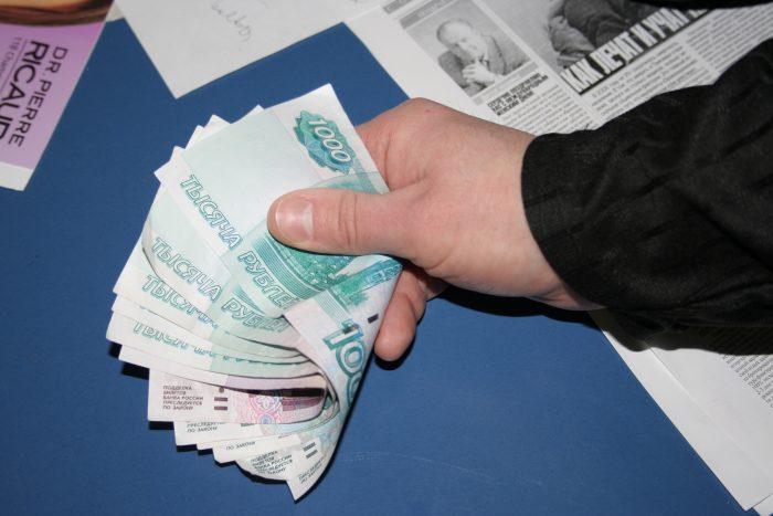 алименты с подаренных денег