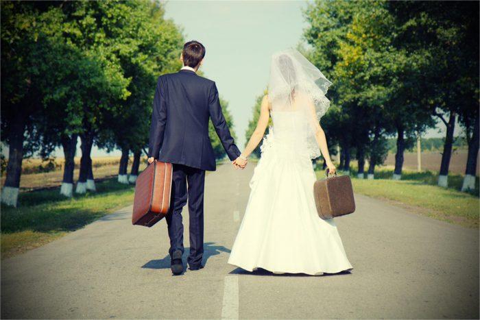 заключение консульского брака