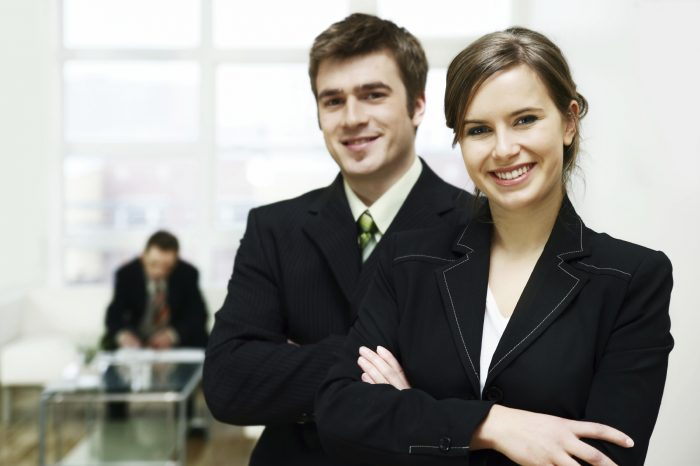 муж и жена работают в одной организации