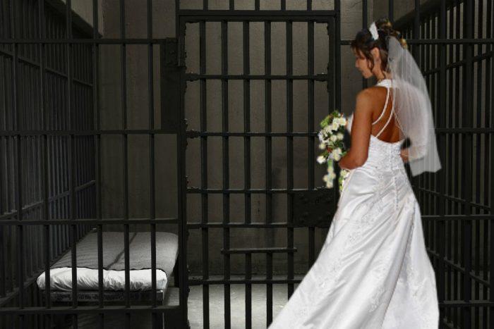 брак с заключенным