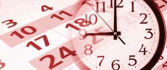 сроки исковой давности