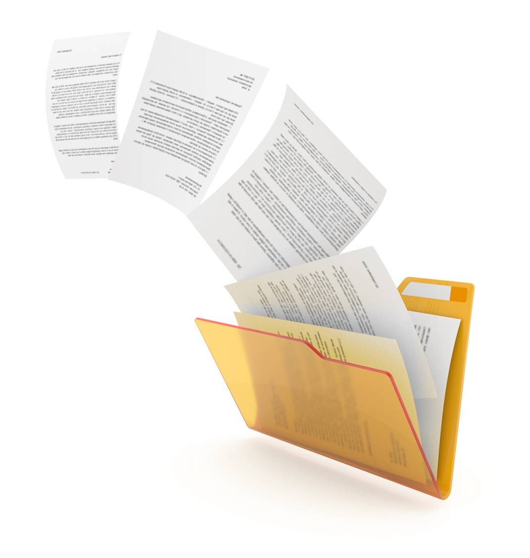 неоюходимые документы
