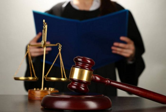 gроцедура судебного разбирательства