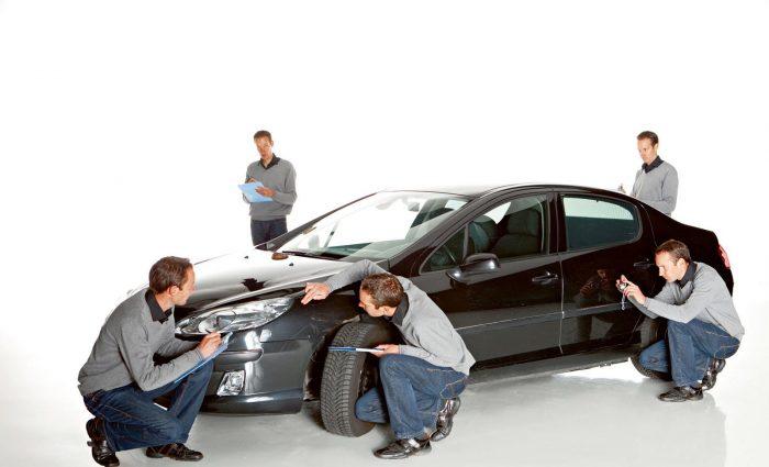 оценка транспортного средства