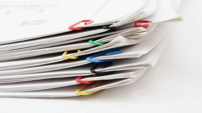 документы, прилагаемые к прошению