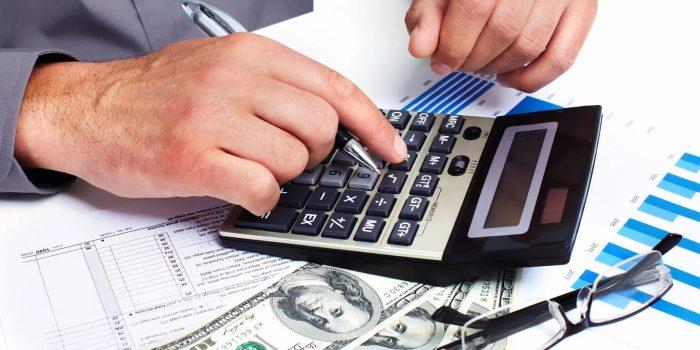 метод расчета задолженности